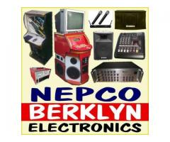 Nepco Electronics BerklyN Electronics Philippines