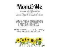 Mom&Me Online Shop