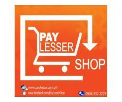 PayLesserShop Philippines
