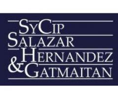 SyCip Salazar Hernandez & Gatmaitan (SyCipLaw)