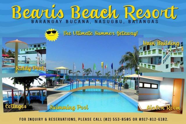 Bearis Beach Resort Batangas City Pinoy Listing Philippines