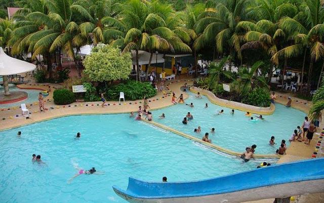 Tubod flowing water resort minglanilla pinoy listing - Swimming pool builders philippines ...