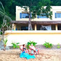 Isla De Dios Private Island Beach Front Villa Palawan