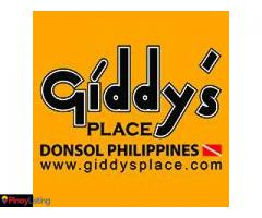 Giddy's Place - Donsol, Philippines - Home of the whale sharks