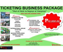 In Viaexpress Franchising,No Royalty Fee