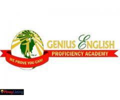 Genius English Proficiency Academy