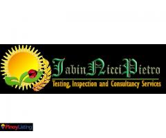 Jabin Nicci Pietro Testing Inspection and Consultancy Services