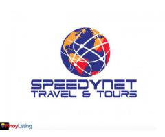 SpeedyNet Travel and Tours