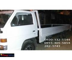 RJKI Trucking Services Lipat Bahay Truck for Rent Hire Hauling Dropside