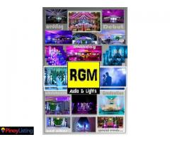 RGM AUDIO & LIGHTS