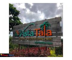 Vista Tala Resort and Recreational Park