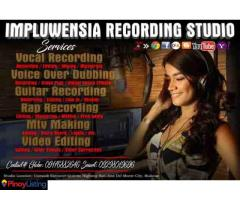 Recording Studio Philippines