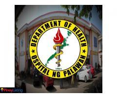 Ospital ng Palawan