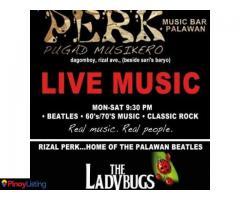 Perk Music Bar