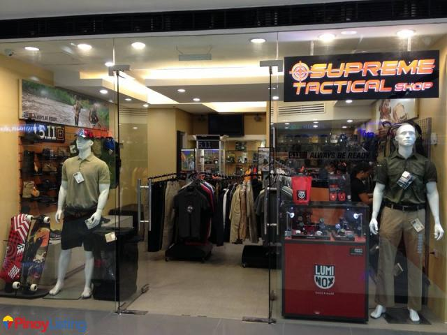 Supreme Tactical Shop Davao - Pinoy Listing - Philippines Business Directory 7d0d4993b