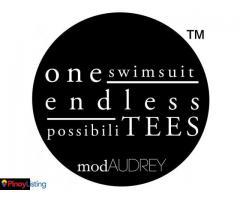 Mod Audrey Swimsuits