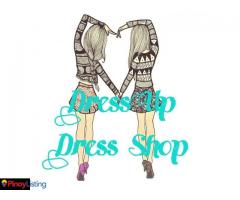Dress Up, Dress Shop