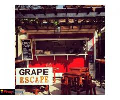 Grape Escape Wine Lounge + Kitchen