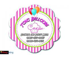 Tong Balloons, Cakes, Flowers and Party Needs
