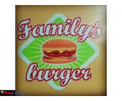 Family's Burger