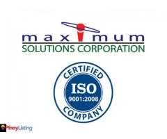 Maximum Solutions Corporation - Taytay, Cebu, Davao Branch