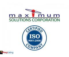 Maximum Solutions Corporation - Taytay, Cebu, Davao Branch