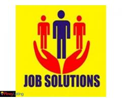Job Solutions Manpower Agency