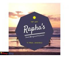 Rapha's Travel Management and Services