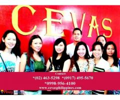 CEVAS IELTS Review Center in Quezon City