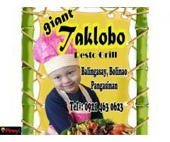 Giant Taklobo