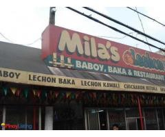 Mila's Lechon and Restaurant