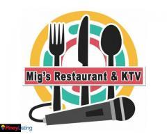 Mig's Restaurant &KTV