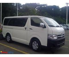 Angeles City Rent A Van Pampanga