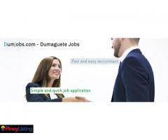 Dumaguete Jobs