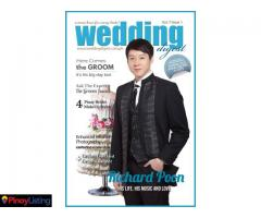 Wedding Digest philippines - The Grooms Edition