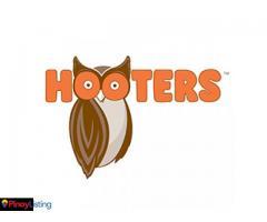 Hooters Manila