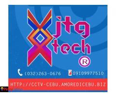 CCTV Technician & Specialist Cebu