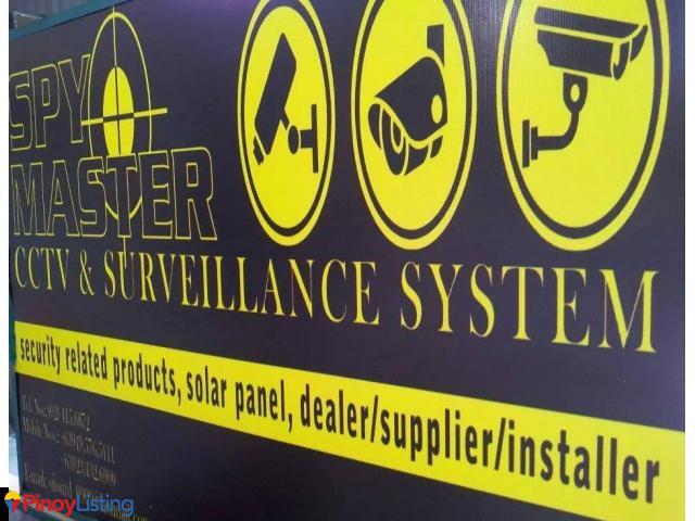 SPY Master Cctv Cebu