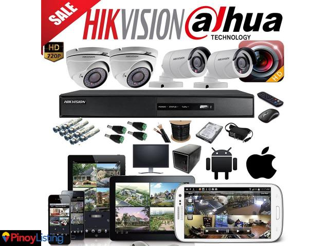 Davao CCTV Camera Sales, Installation And It Solutions