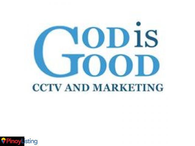 God is Good CCTV