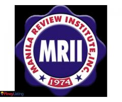 MANILA REVIEW INSTITUTE, INC.WWW