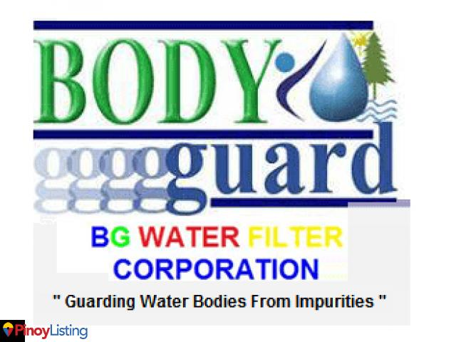 BG Water Filter Corporation