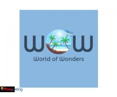World of Wonders Travel & Tours