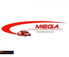 MEGA MILESTONE TRANSPORT SERVICES INC