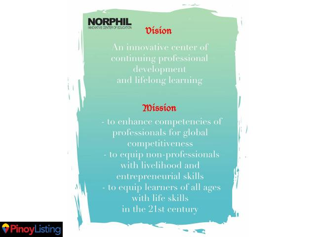 NorPhil Innovative Center of Education