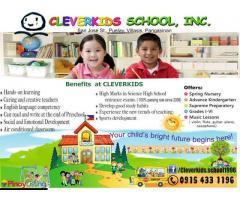 Cleverkids School Inc.
