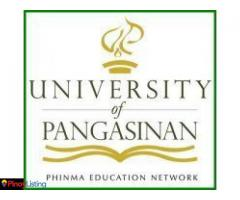 University Of Pangasinan - Phinma Education Network