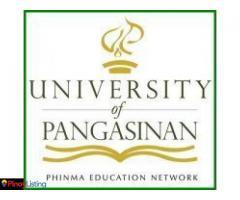 University Of Pangasinan - Phinma Education Network