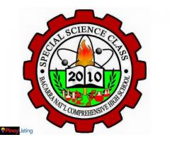 Bacarra National Comprehensive High School- Special Science Class