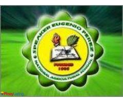 SEPNAS - Speaker Eugenio Perez National Agricultural School